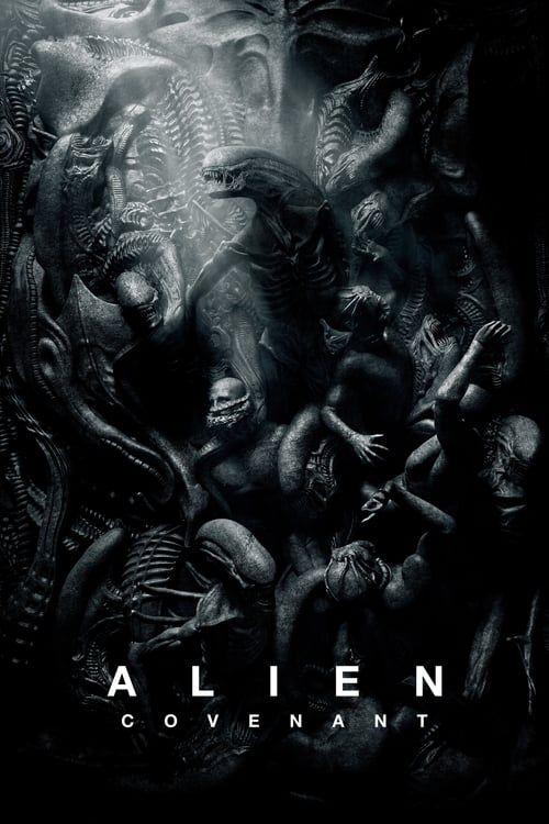 Key visual of Alien: Covenant
