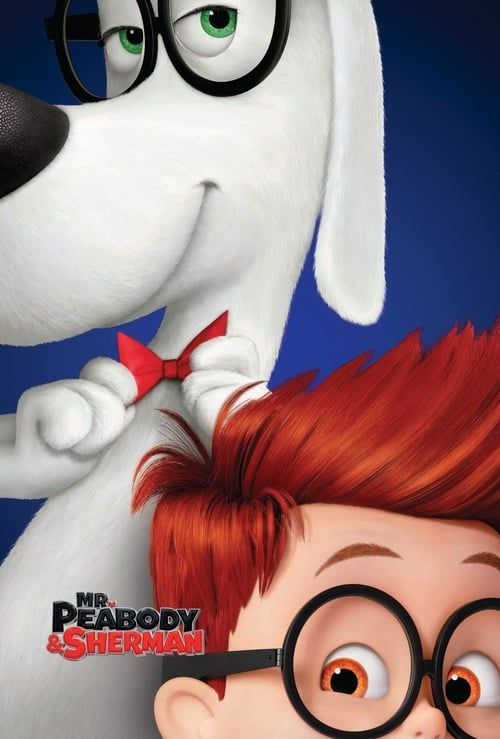 Key visual ofMr. Peabody & Sherman