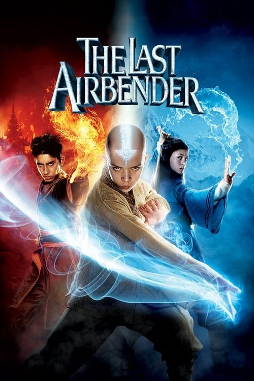 Key visual ofThe Last Airbender