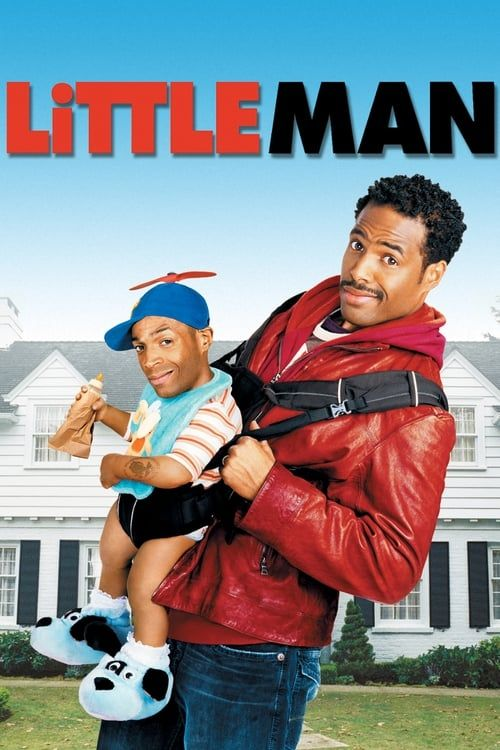 Key visual ofLittle Man