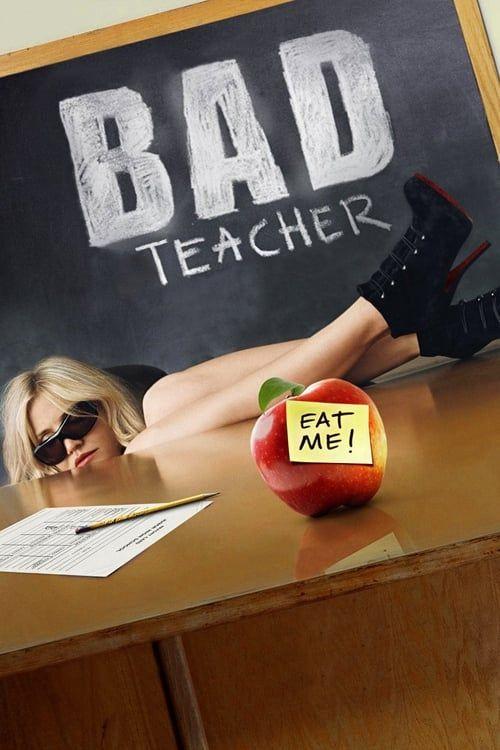 Key visual of Bad Teacher