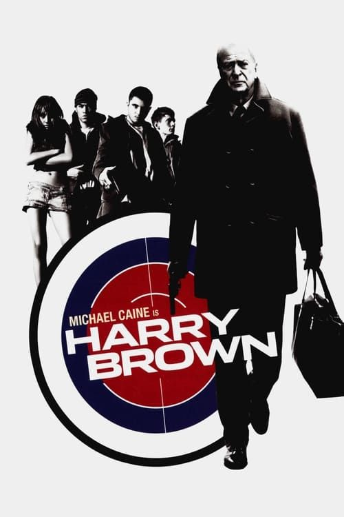 Key visual of Harry Brown