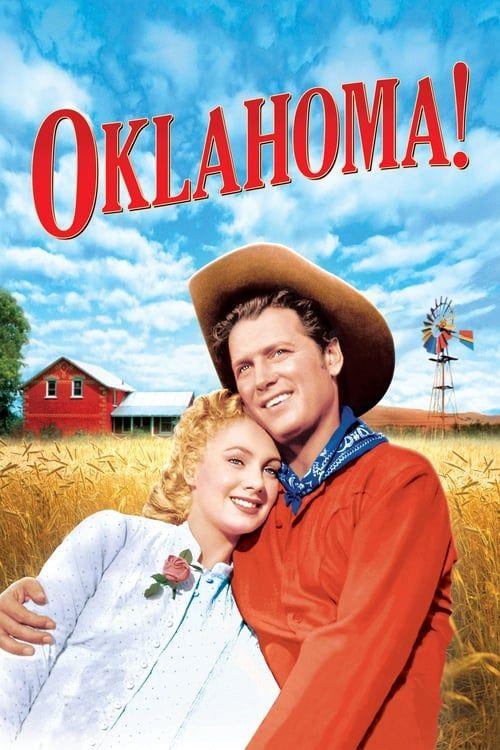Key visual of Oklahoma!