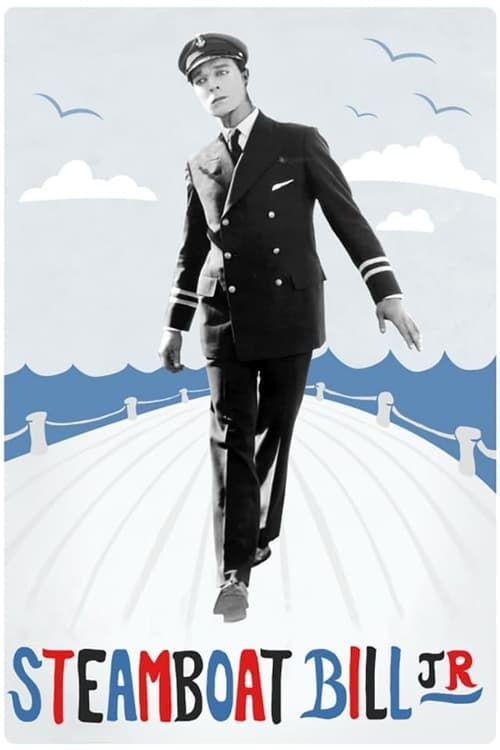 Key visual of Steamboat Bill, Jr.